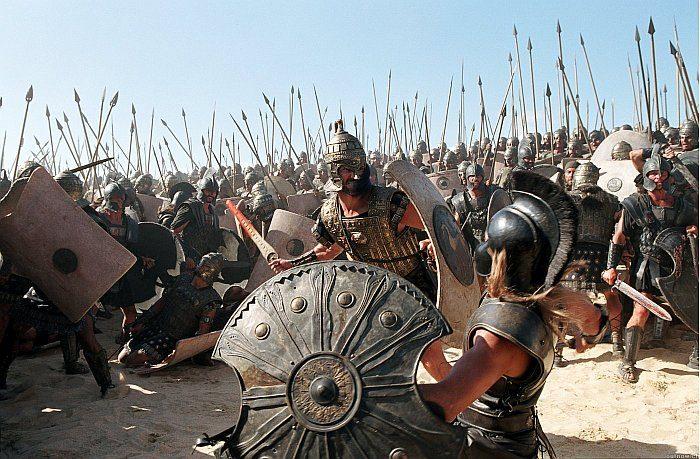 Список топ 10 лучших фильмов про античный мир