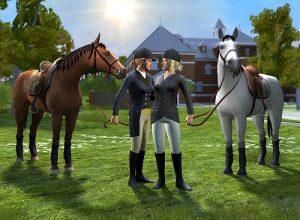 Список топ 10 лучших игр на ПК про лошадей