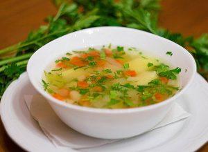5 рецептов постных супов
