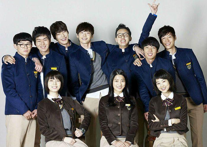 Список топ 10 лучших корейских сериалов про школу