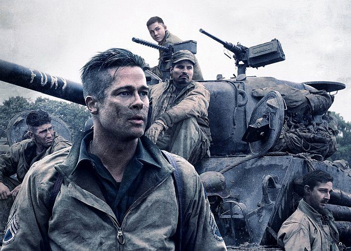 Список топ 10 лучших американских фильмов про войну 1941-1945 годов