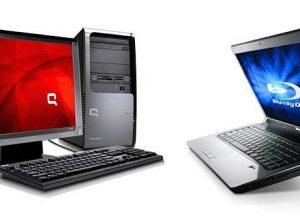 Что выбрать — компьютер или ноутбук?