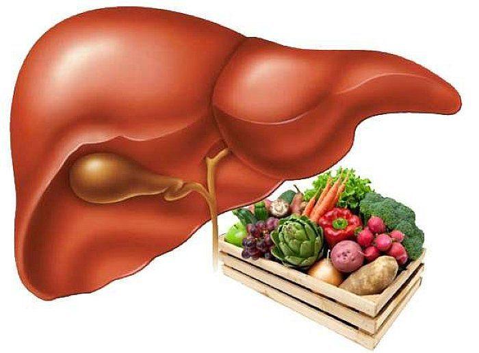 Диета при заболеваниях печени (цирроз и жировой гепатоз) и поджелудочной железы