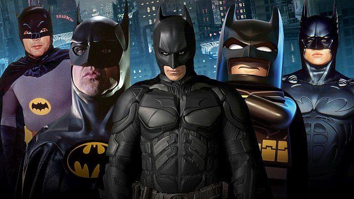 Список фильмов про Бэтмена