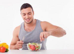 Спортивная диета для мужчин для сушки тела и пресса, а также для набора массы и веса