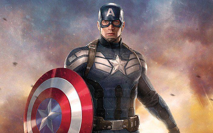 Список фильмов про Капитана Америка