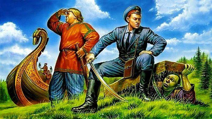 Список книг про Тайный сыск царя Гороха Андрея Белянина