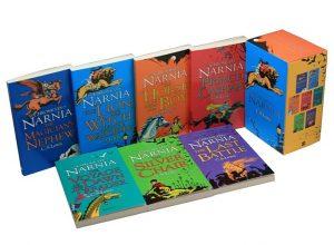 Книги Хроники Нарнии по порядку