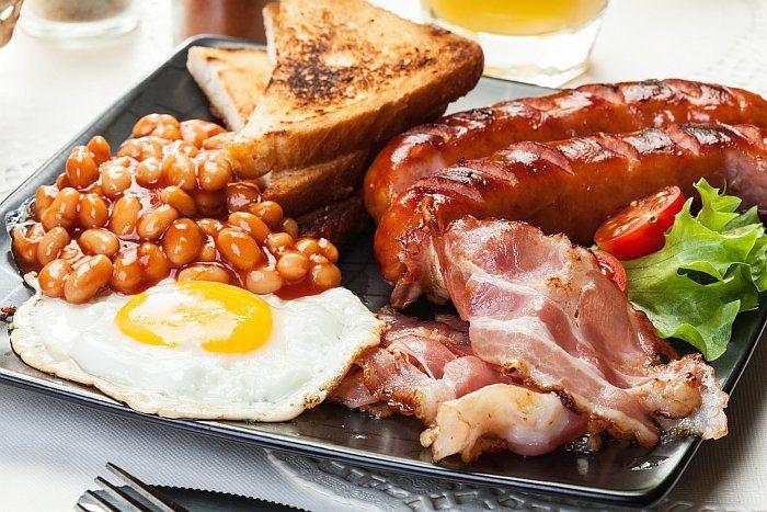 11 рецептов блюд английской кухни