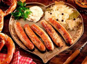 10 рецептов блюд немецкой кухни