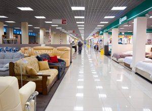 Список мебельных центров в Санкт-Петербурге