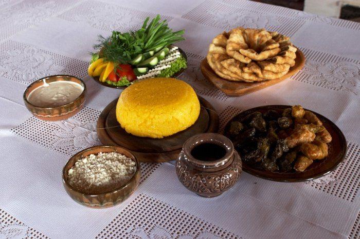 11 рецептов блюд молдавской кухни