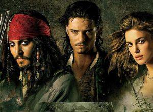 Фильмы Пираты Карибского моря все части по порядку