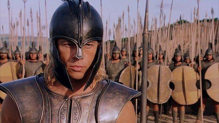 Список топ 10 лучших фильмов про Древнюю Грецию