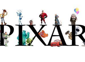 Мультфильмы студии Pixar
