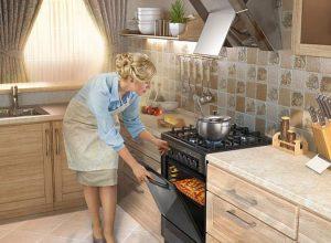 Экспресс фэн-шуй кухонной плиты
