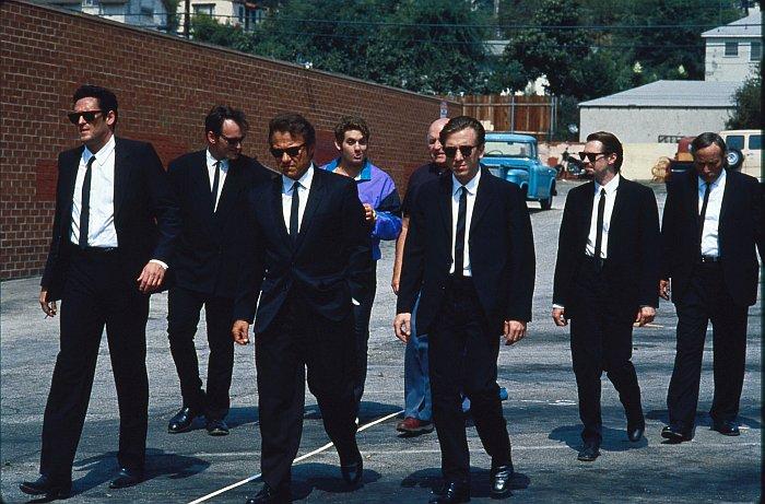 Актеры фильма Бешеные псы (1992)