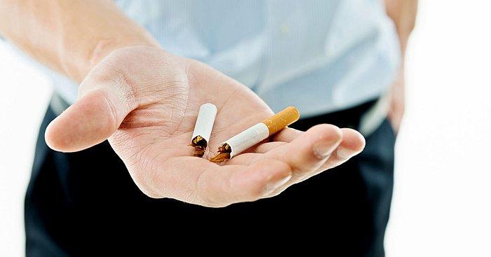 Как бросить курить за 25 шагов