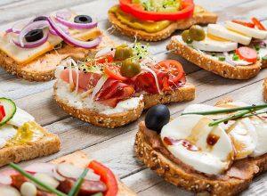 33 рецепта простых и вкусных бутербродов