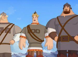 Мультфильмы Три богатыря по порядку