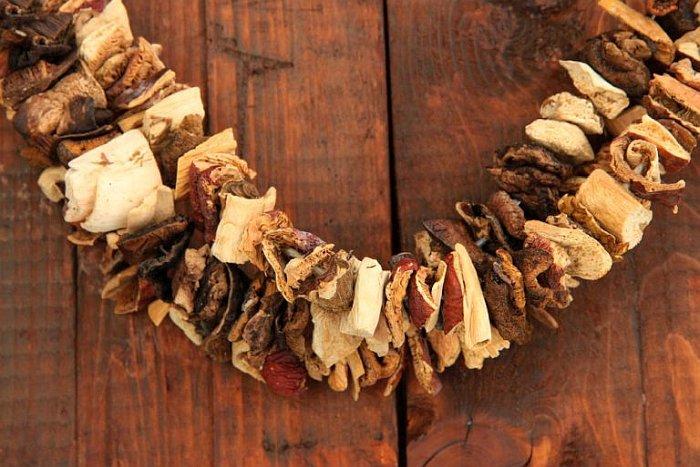 Сушка грибов в домашних условиях
