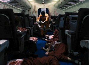 Лучшие фильмы ужасов про самолеты