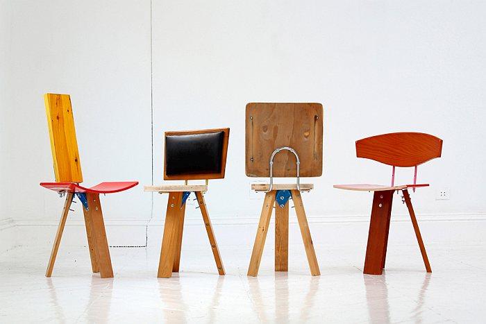 Дизайнерские необычные оригинальные стулья