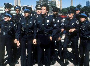 Фильмы Полицейская академия по порядку